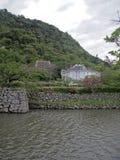 Jinpukaku в Tottori стоковое изображение rf