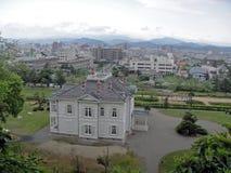 Jinpukaku in Tottori Stock Image