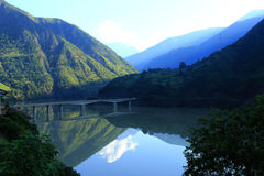 Jinsha River scenery Stock Image
