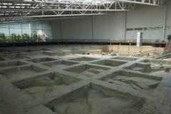 Jinsha site museum Stock Image