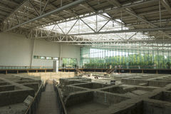 Jinsha site museum Stock Photography