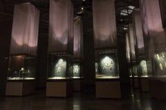 Jinsha site museum Royalty Free Stock Image
