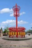 Jinshan świątynia, Zhenjiang, Jiangsu prowincja Fotografia Royalty Free