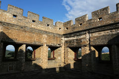 Free Jinshanling Great Wall Royalty Free Stock Photo - 32789585