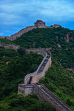 Jinshanling  Great Wall of China Royalty Free Stock Image