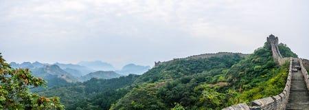 Jinshanling Great Wall Stock Photos