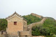 Jinshanling Great Wall Stock Image