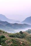 Jinshanling mountains Stock Photography