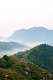 Jinshanling mountains Royalty Free Stock Image