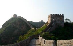 Jinshanling wielki mur 03 Obraz Stock