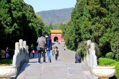 Jinshui most Fotografia Royalty Free