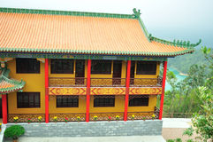 Jintai Temple house Royalty Free Stock Photo
