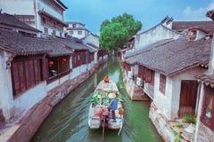 Jinxi antyczny miasteczko Chiny Obrazy Stock