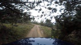 Jipe nas montanhas ir-pro vídeos de arquivo