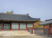 Jipgyeongdang Hall Royalty Free Stock Image