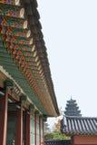 Jipgyeongdang Hall Royalty Free Stock Photos