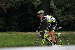 Jiri Hudecek - Bohemia cycling tour 2013 Stock Photography