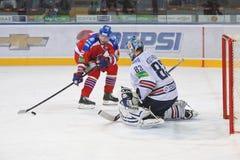 Jiri Novotny, Vasiliy Koshechkin Royalty Free Stock Images
