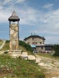 Jiriho mountain hut in Jeseniky Stock Images