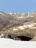 Jisr el- Hajar, Lebanon Mountain Stock Photo