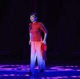 Jiu ο ER-εθνικός λαϊκός χορός Στοκ εικόνα με δικαίωμα ελεύθερης χρήσης
