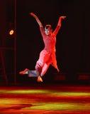 Jiu ο ER-εθνικός λαϊκός χορός Στοκ Εικόνες