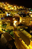 Jiu fen village at night, in Taiwan Stock Images