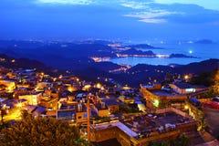 Jiu fen village, in Taiwan Royalty Free Stock Image