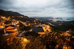 Jiufen,台湾 库存图片