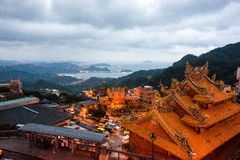Jiufen, Ταϊβάν Στοκ Φωτογραφίες