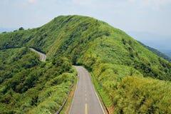 Jiufen-Landschaft stockfotografie