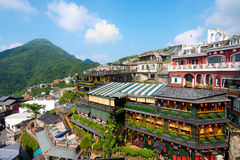 Jiufen, Taïwan Photos stock