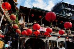 Jiufen, Taïwan Photos stock