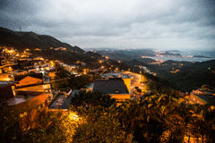 Jiufen, Taiwan Imagem de Stock