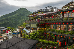 Jiufen, Taiwan. Royalty Free Stock Images