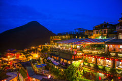 Jiufen, Taiwan. Stock Photos