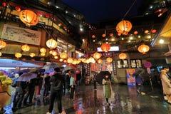 Jiufen, Taiwan royalty free stock photo