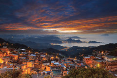 Jiufen, Taiwan Royalty Free Stock Photos