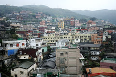 Jiufen village Stock Photography