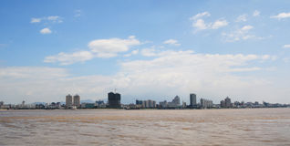 Jiujiang city,china Royalty Free Stock Photo