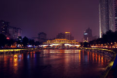 Jiuyanqiao Photos libres de droits