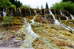 Jiuzhai Valley Royalty Free Stock Photos