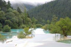 Jiuzhai Valley Stock Photos