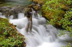 Jiuzhai Valley Stock Photography