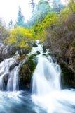 Jiuzhaigou国家公园,中国 库存图片