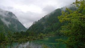 Jiuzhaigou国家公园 库存图片