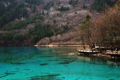 Jiuzhaigou 免版税库存照片
