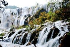 Jiuzhaigou Lizenzfreie Stockfotos