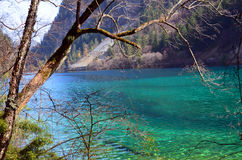 Jiuzhaigou Photographie stock