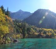 Jiuzhaigou Photo stock